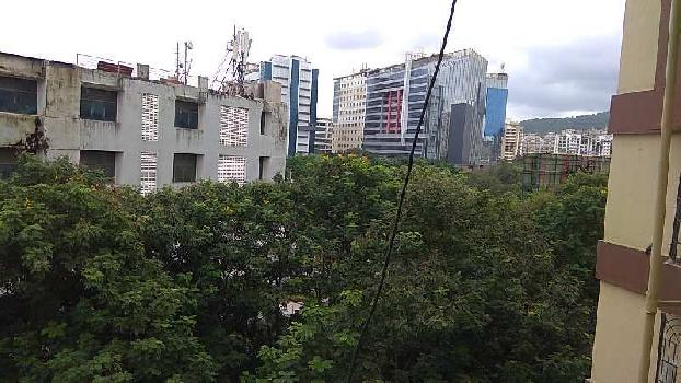 SEMIFURNISHED VASTU 1 BHK ON RENT IN A COMPLEX AT KASARVADAVLI, THANE WEST..
