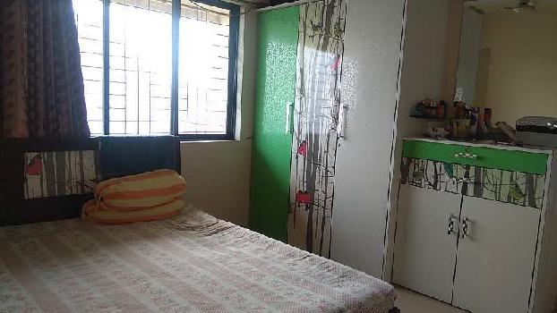 SPACIOUS TERRACE 1 BHK WITH RESERVED PARKING IN THANE.