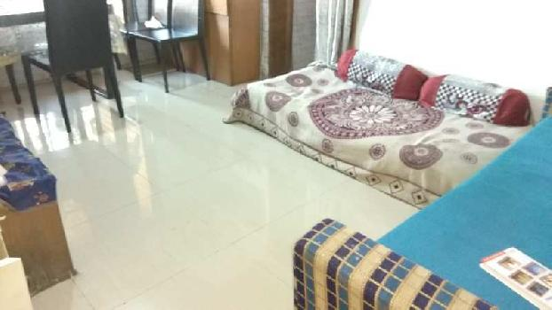 SEMIFURNISHED VASTU 1 BHK WITH COVERED PARKING FOR ₹ 65 LAKH.