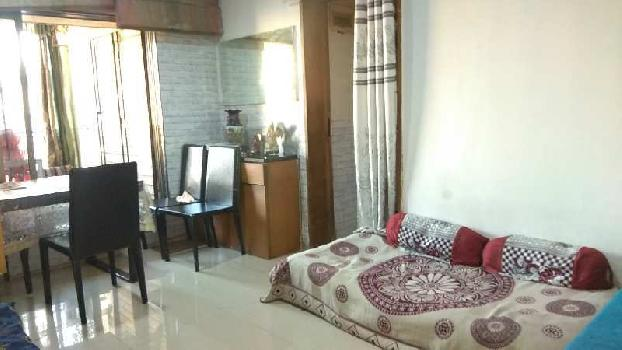 VASTU 1 BHK WITH COVERED PARKING WITH AMENITIES IN THANE FOR ₹ 65 LAKH.
