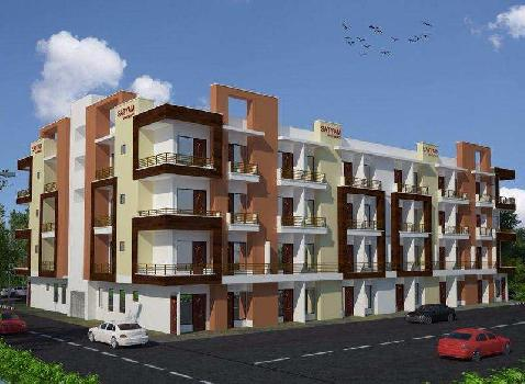 1 BHK Flats & Apartments for Sale in Siddhartha Vihar, Ghaziabad