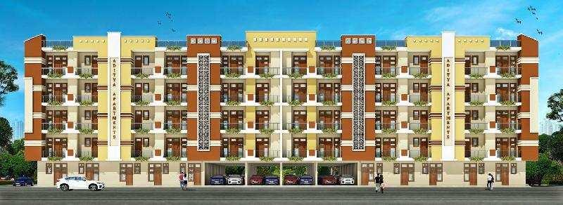 3 BHK Flats & Apartments for Sale in Bahrampur, Ghaziabad