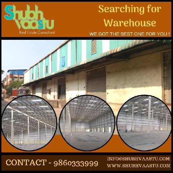Industrial unit for rent in bhiwandi 3000 sq feet to 30000 sq feet