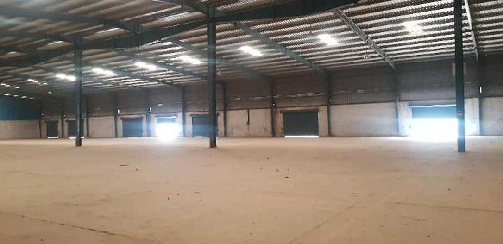 Warehouse for rent in bhiwandi 120000 sq feet to 300000 sq feet