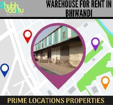 warehouse for rent in bhiwandi 40000 sq feet to 300000 sq feet
