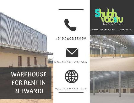 27000 Sq.ft. Warehouse/Godown for Rent in Mumbai Nashik Highway, Nashik