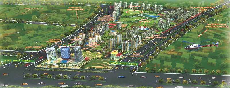 3 BHK Flats & Apartments for Sale in Noida Extension, Noida