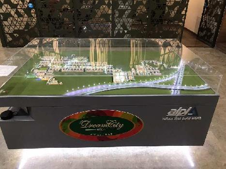 125 GAJ PLOT IS GOING TO SALE AT DREAM CITY NXT