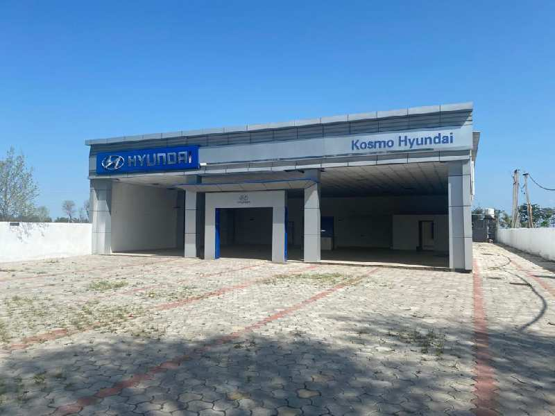 Commercial Showroom is available for Rent at GT ROAD