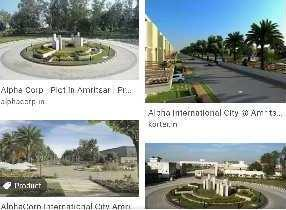 200,250,300 Gaj Plot s available for Sale at ALFA International city