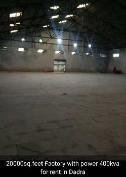 7000 Sq.ft. Warehouse/Godown for Rent in GIDC, Valsad
