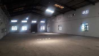 2000sqft shed on rent