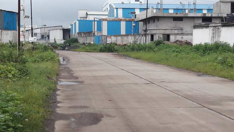 Industrial NA  Plot in vibrant highway
