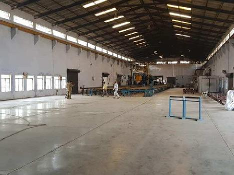 Factory 55000sqft on rent