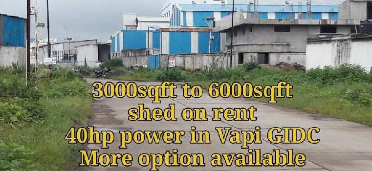 Industrial NA PLOT IN GIDC VAPI