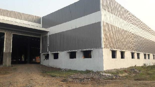 5000sqft shed in rent in vapi gidc