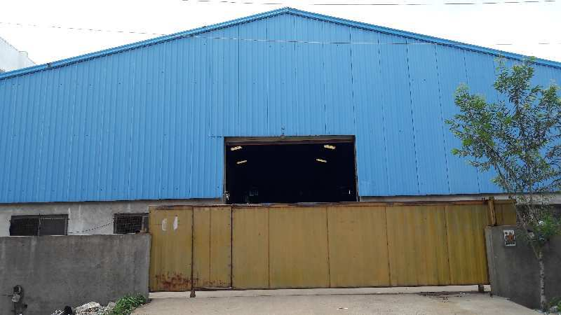 Godown factory shed on rent in vapi