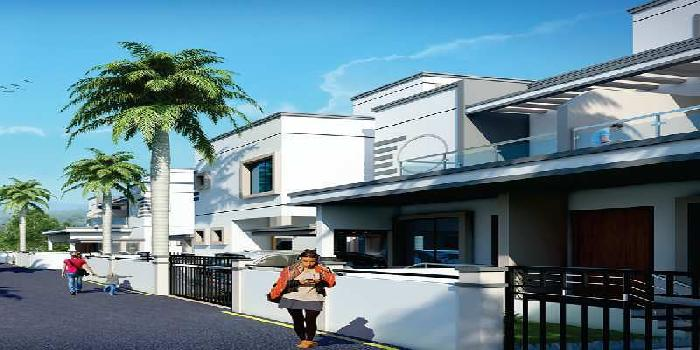 3 BHK Villa For Sale In Bakhori, Pune