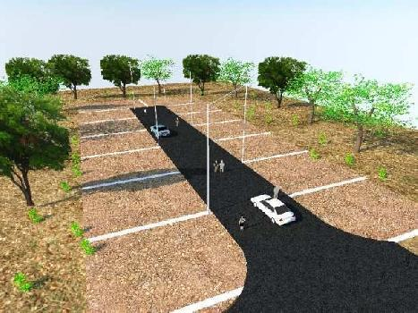 NA Plots for sale in wadebolai only @1200/- sqft.