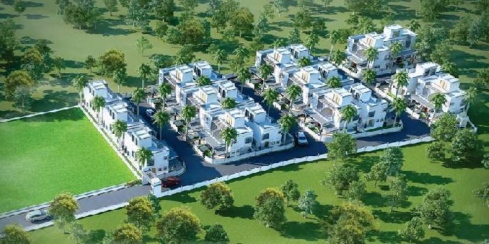 2 BHK Villa For Sale In Wagholi, Pune