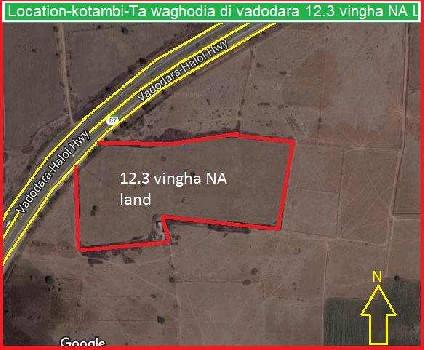 Residential Plot for Sale in Waghodia Road, Vadodara