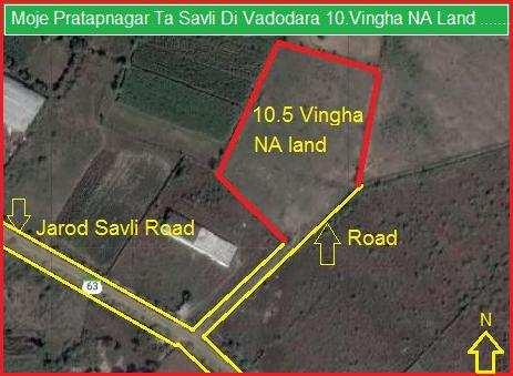 Industrial Land / Plot for Sale in Vadodara