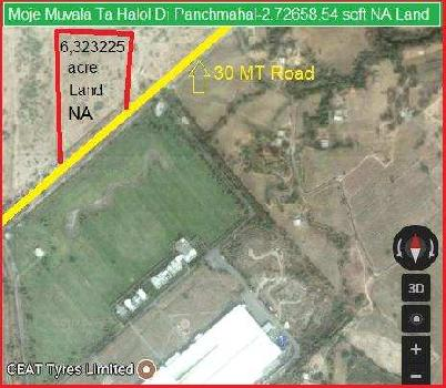 Industrial Land / Plot for Sale in Halol, Panchmahal