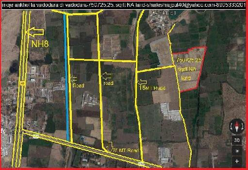 Residential Plot for Sale in Vadodara