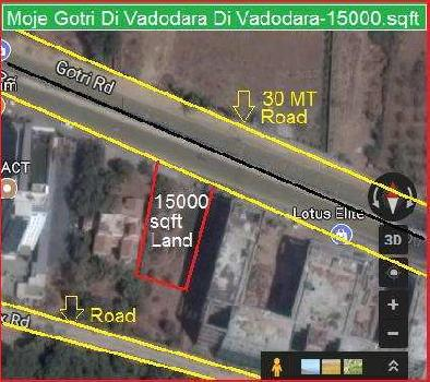 Commercial Lands /Inst. Land for Sale in Vadodara