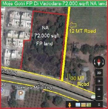 Commercial Lands /Inst. Land for Sale in Gotri, Vadodara