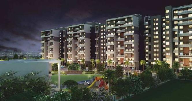 Venkatesh Graffiti offers semi-luxurious 3 BHK flats.