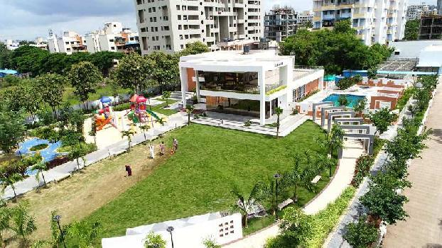 Venkatesh Graffiti offers semi-luxurious 3 BHK flats.