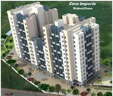 1 BHK Flats & Apartments for Sale in Wakad, Pune