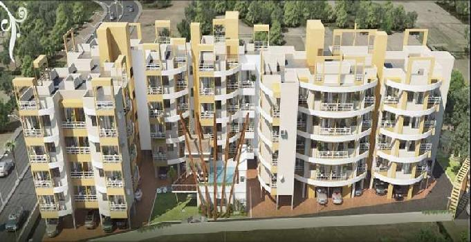 1 BHK Flat For Sale In Sector 21, Ghansoli, Navi Mumbai