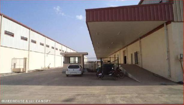 Warehouse(PEB) on Rent Rs.16 per sq.ft