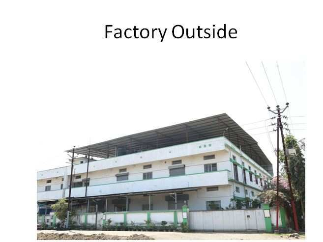 Factory on lease