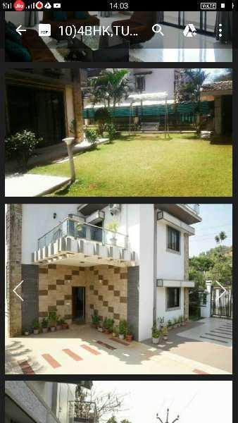 This is 4bhk Bunglow in heart of the city Lonavala
