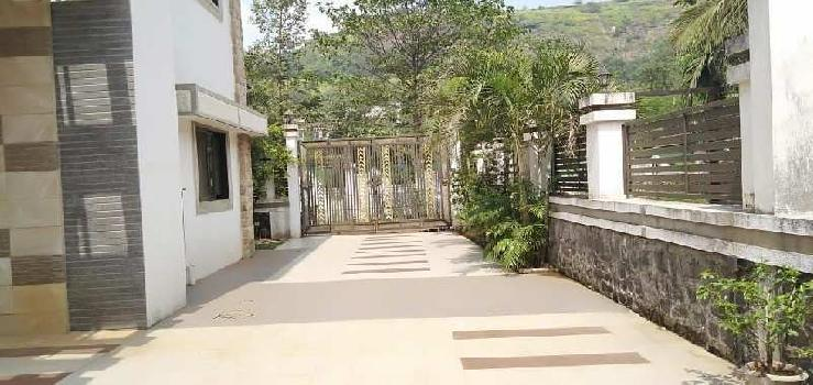 4 BHK Bungalow With Personal Pool , Garden For Rent In Lonavala Khandala