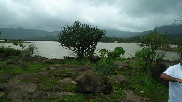 Green Zone Open Land For Sale In Pawna Lake ,Khandala