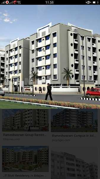 2 BHK Flat For Sale In Rameshwaram Terrace