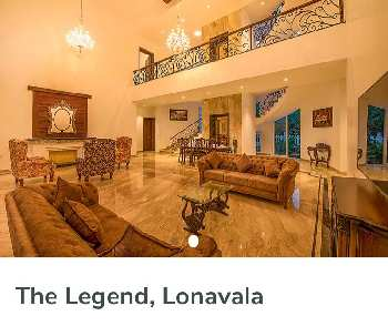 4 BHK Bungalow With Personal Pool For Sale In Lonavala