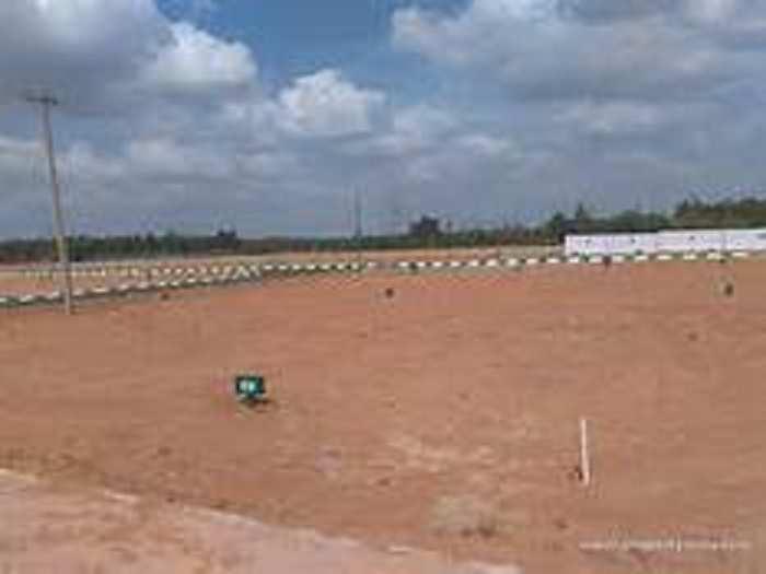 Green Zone Land For Sale In Mahindra Club House Tungi Lonavala