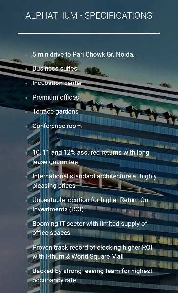 Commercial Office Space For sale In Sector-90 Noida