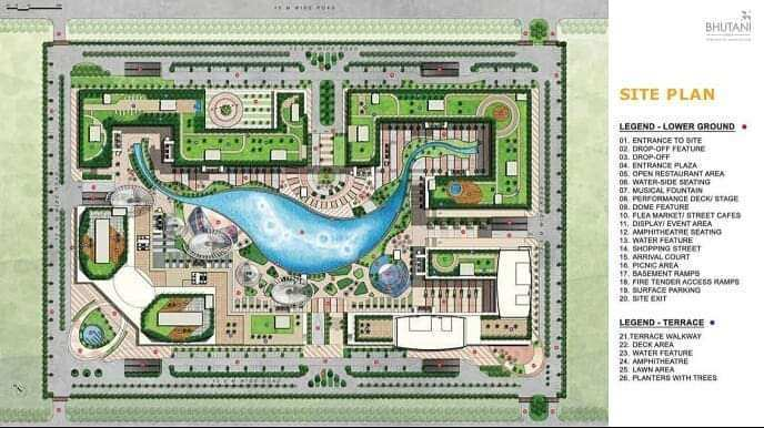 Commercial Office Space For Sale In sector 140A noida