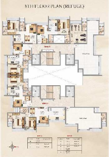 2 BHK Flats & Apartments for Sale in Vikhroli East, Mumbai