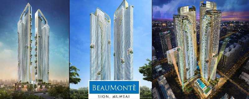 3 BHK Flats & Apartments for Sale in Sion East, Mumbai
