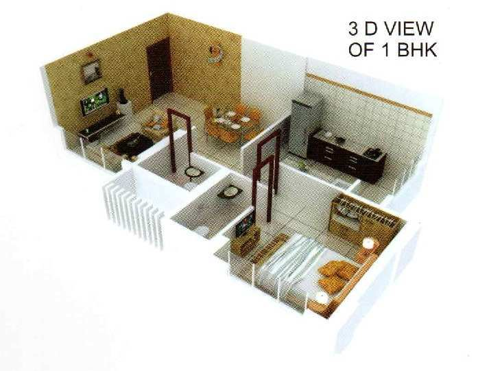 2 BHK Flats & Apartments for Sale in Chembur, Mumbai