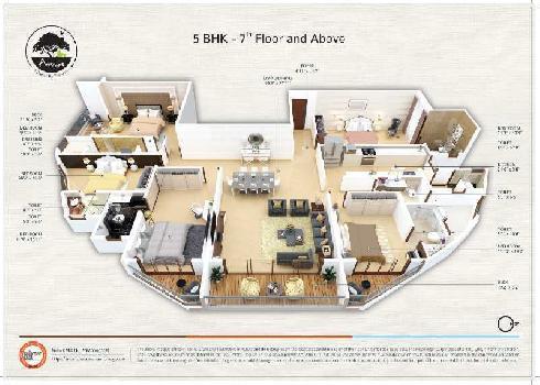 5 BHK Flats & Apartments for Sale in Deonar, Mumbai