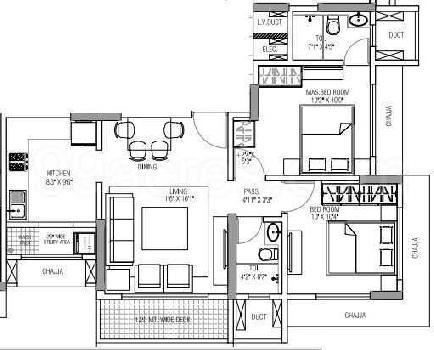 2 BHK Flats & Apartments for Sale in Deonar, Mumbai