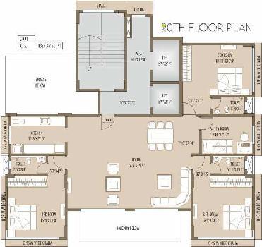 1 BHK Flats & Apartments for Sale in Dadar East, Mumbai